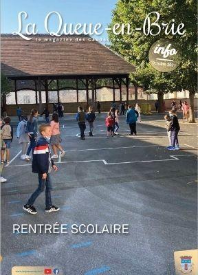 Couverture La Queue-en-Brie INFO N°29